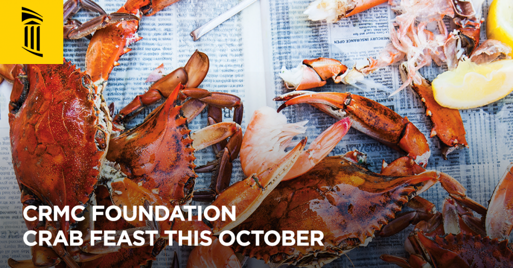 CRMC Foundation Crab Feast This October