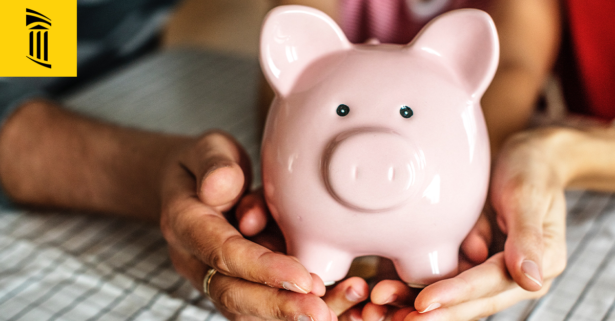 Financial Planning Blog | Piggy Bank Image