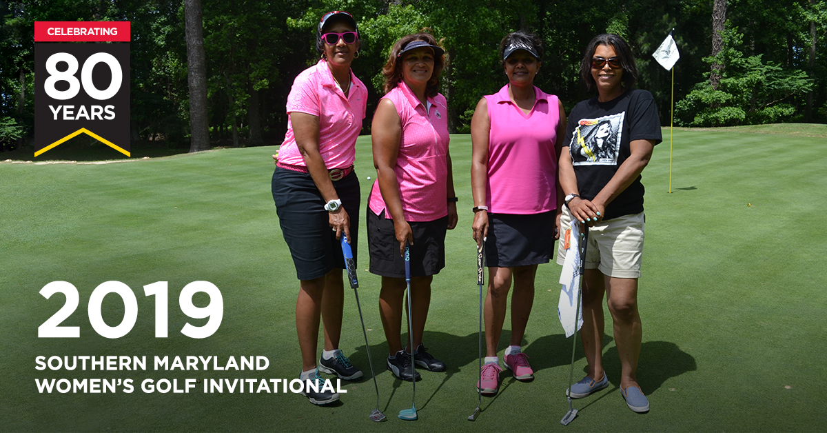 2019 Southern Maryland Women's Golf Invitational Image