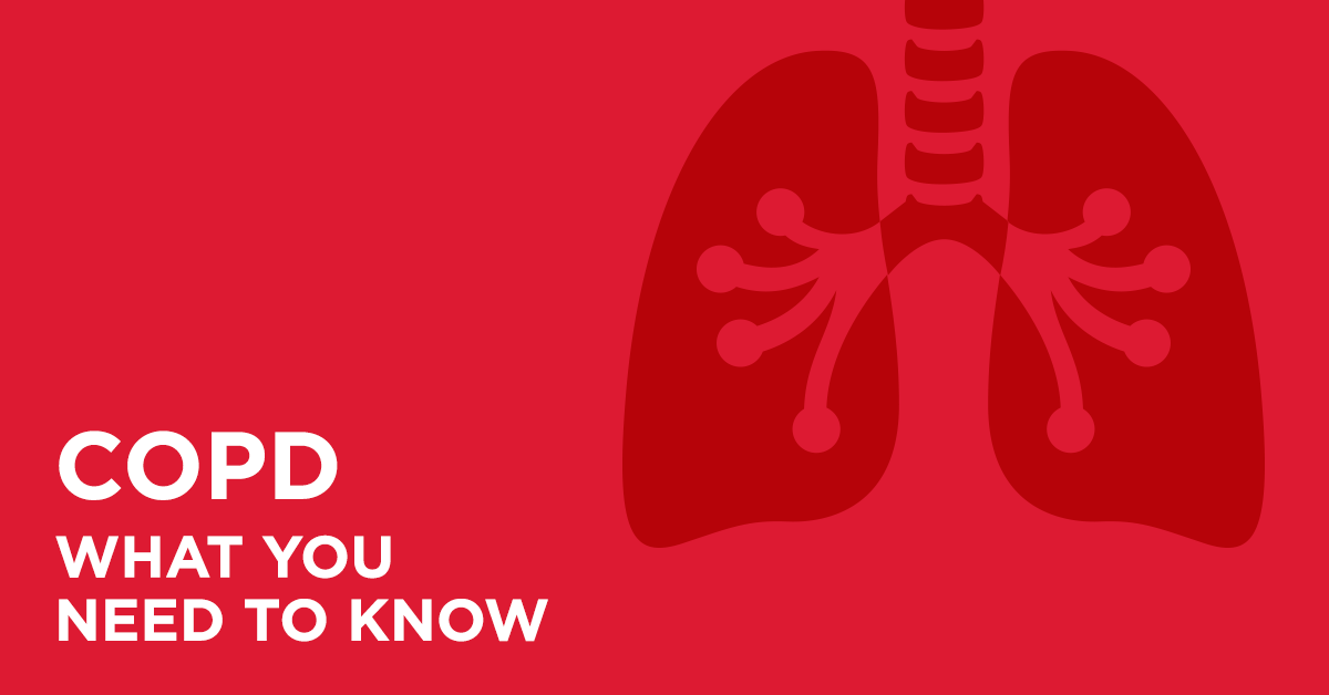 COPD: What You Need to Know