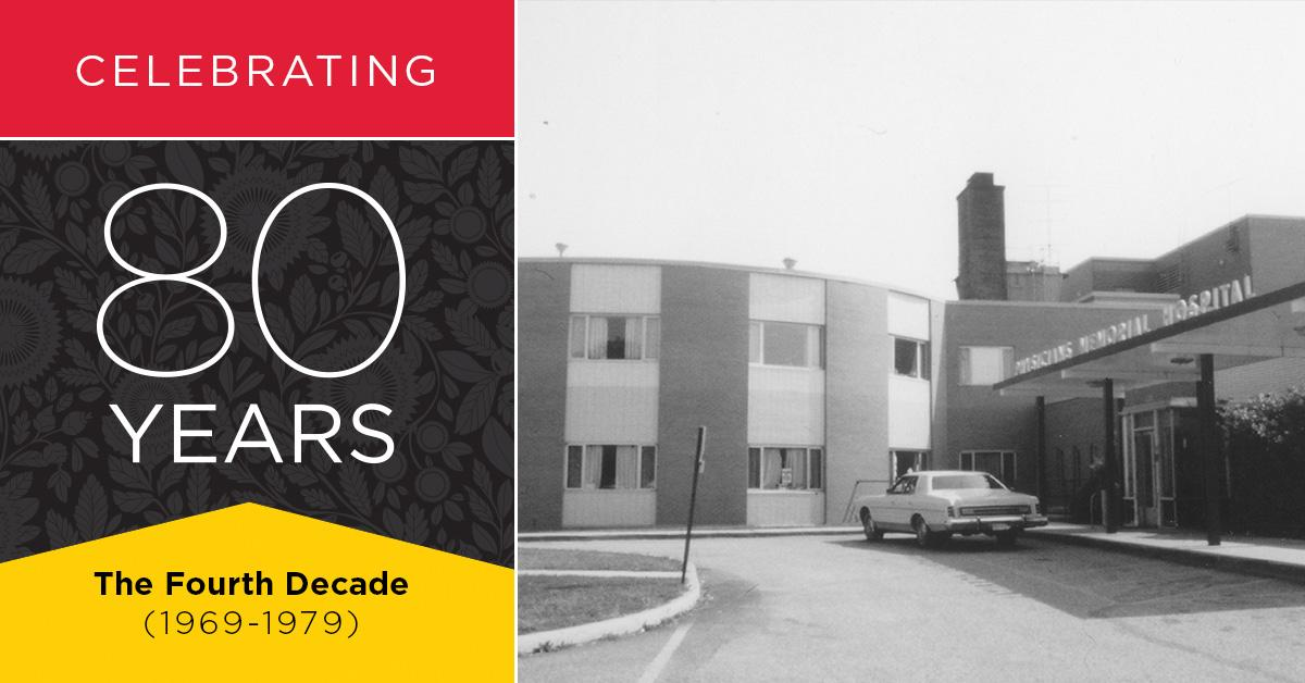 Celebrating 80 Years: The Fourth Decade