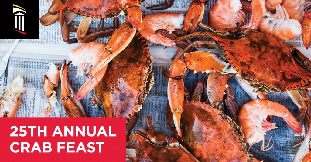25th Annual Crab Feast